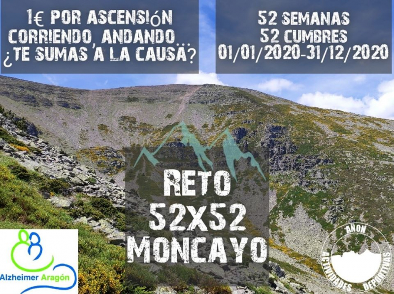 RETO 52 X 52 MONCAYO - Inscríbete
