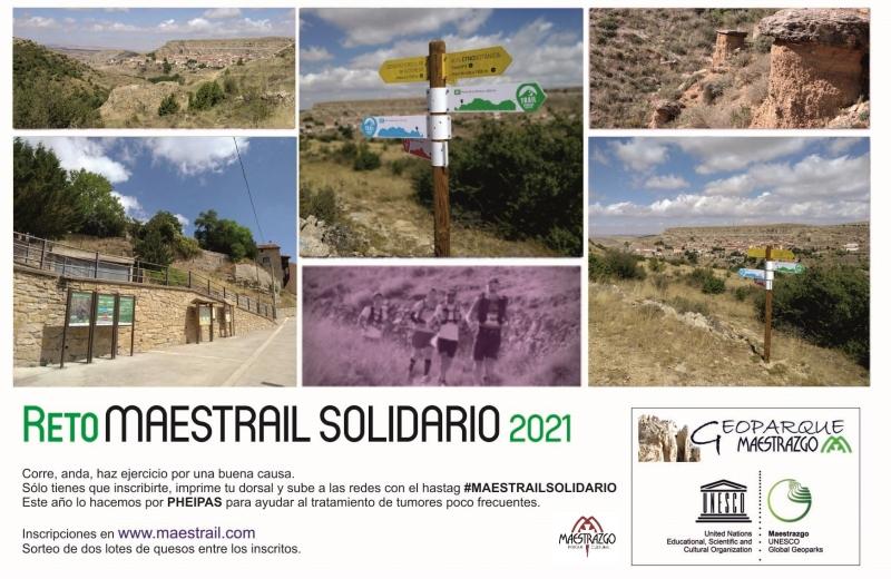 MAESTRAIL 2021 - Inscríbete