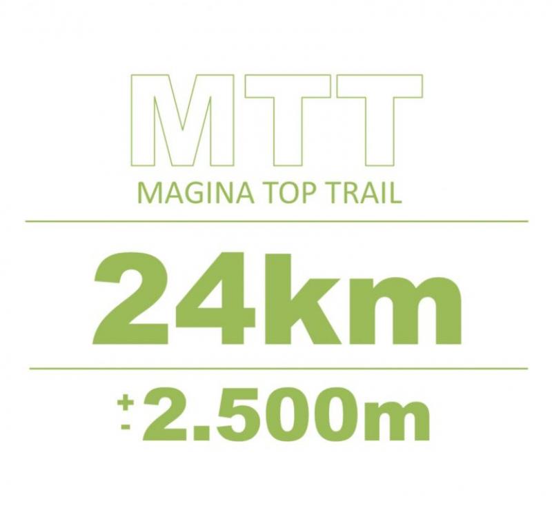 Cartel del evento TRAIL MAGINA TOP TRAIL 2020