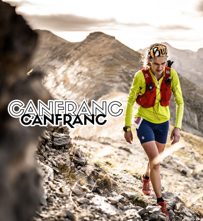 Cartel del evento CANFRANC-CANFRANC 2021